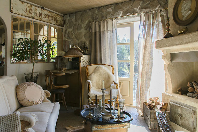 for Chambre a coucher style provencal