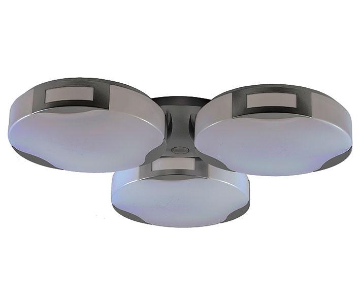 Потолочный светильник Флорентина, 3 плафона от Roomble