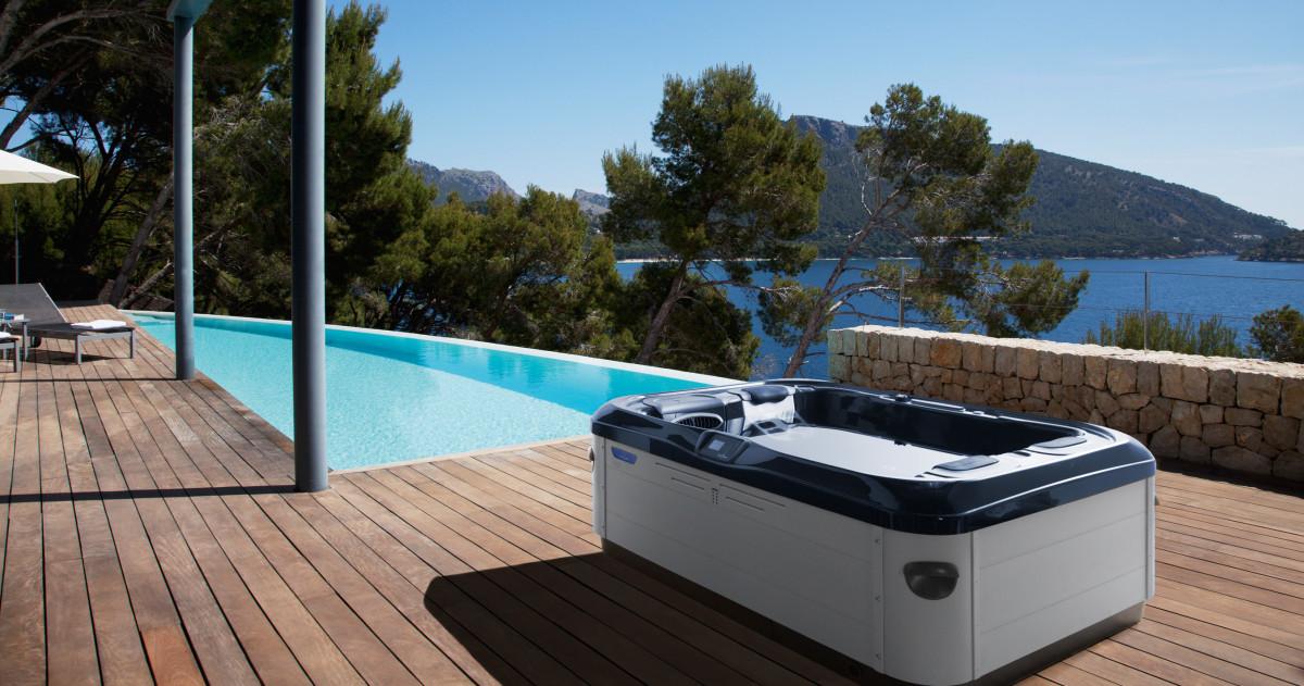 Новая палитра для спа-бассейнов