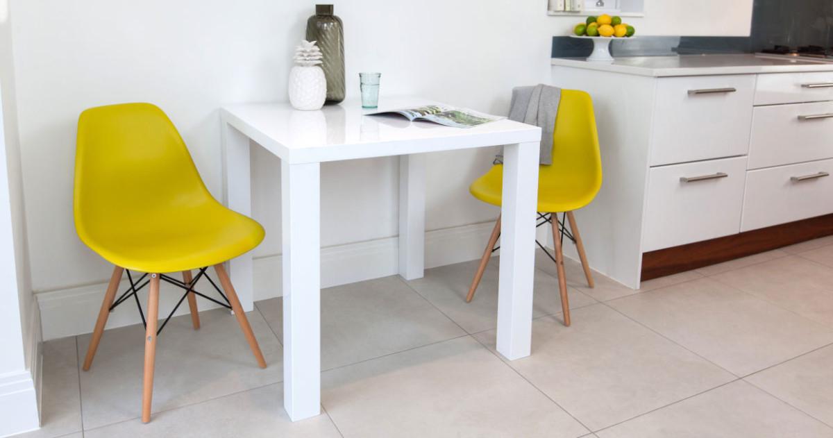Как обустроить обеденную зону в маленькой квартире: 5 решений