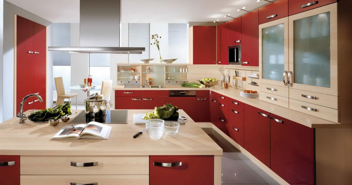Как использовать цвет на кухне: 35 правил и советы экспертов