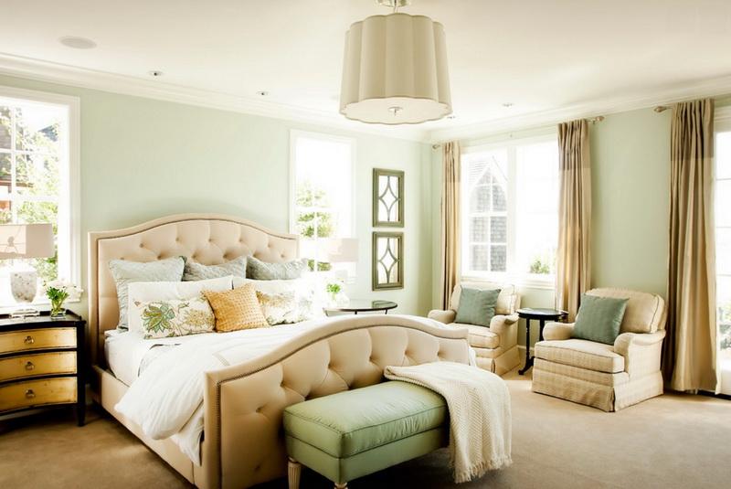 Шпаргалки Roomble: 7 тёплых цветовых сочетаний для спальни с палитрой
