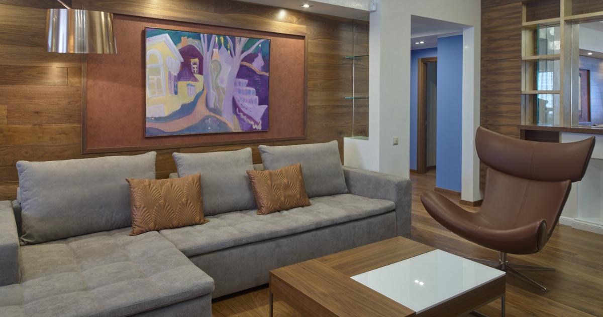 Квартира для бизнесмена и учительницы: московский идеал жилья