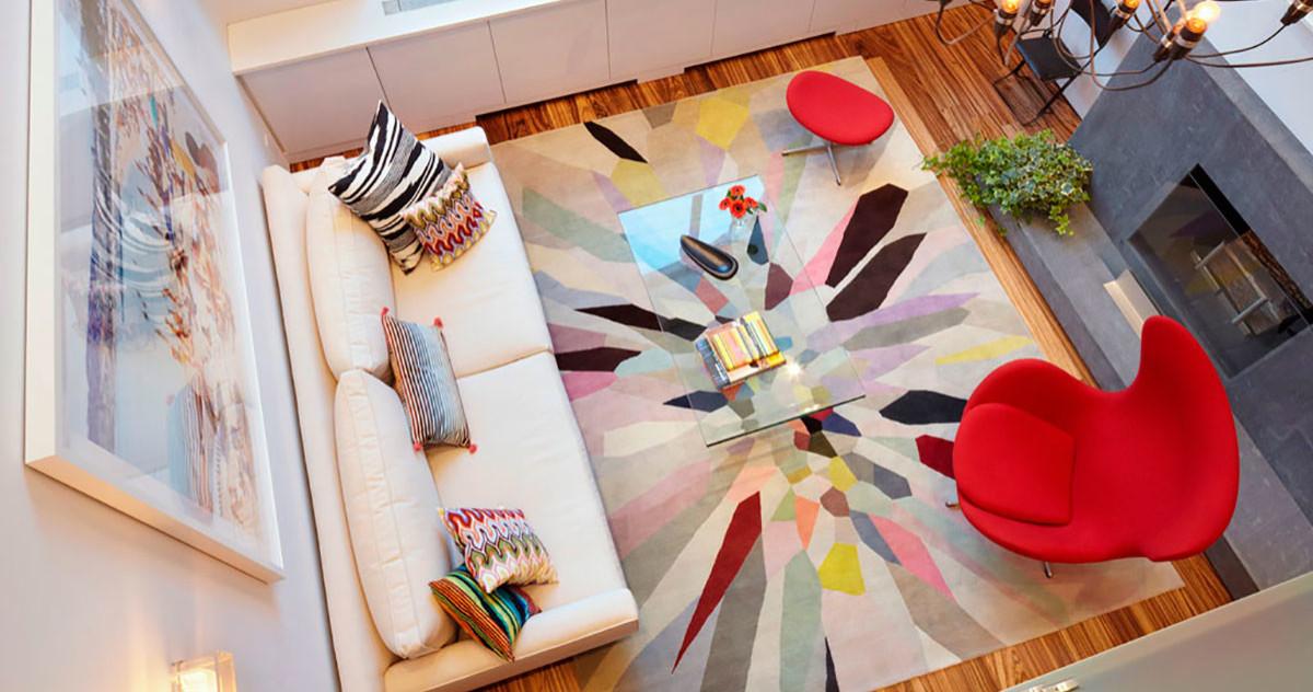 10 вещей вашего дома, которые должны быть яркими