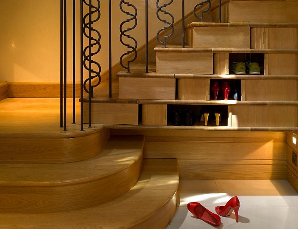 20 идей хранения обуви, о которых вы не догадывались