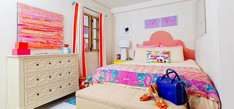Как сделать спальню уютной и красивой: репортаж до и после ремонта
