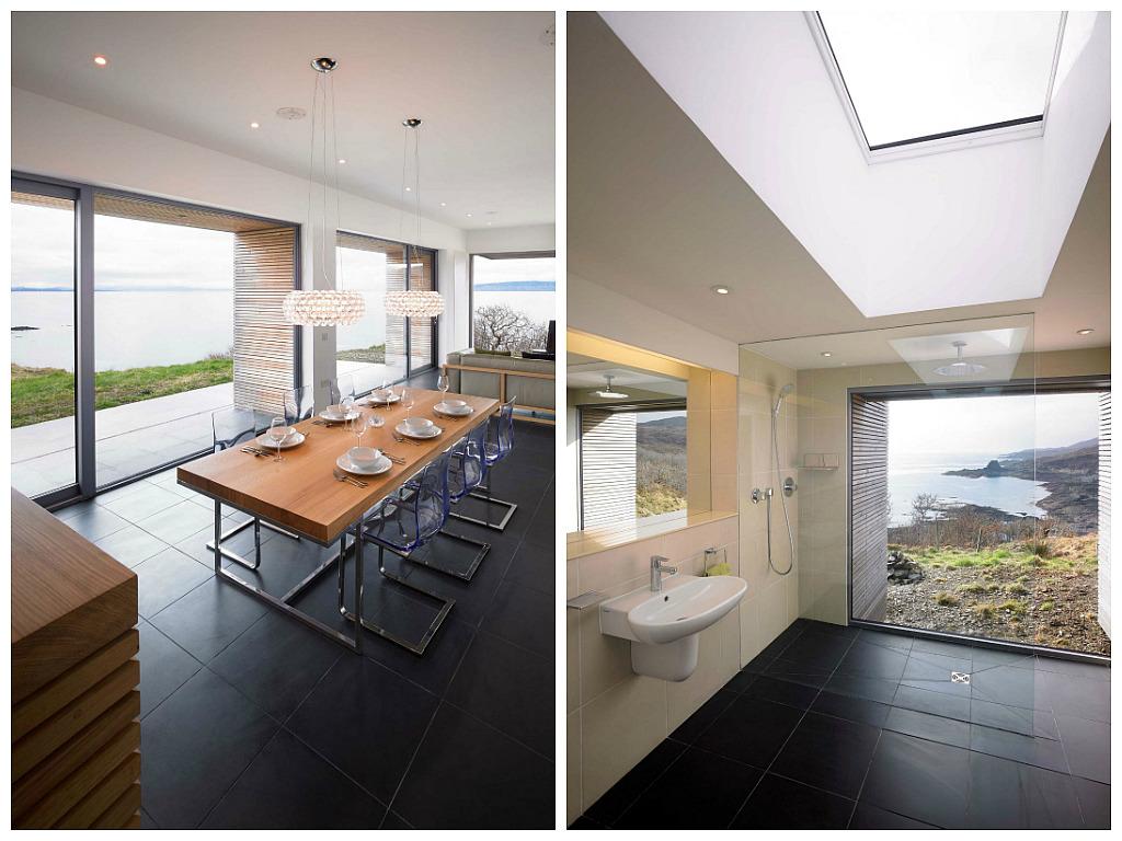 Балкон, веранда, патио в цветах: черный, серый, светло-серый, бежевый. Балкон, веранда, патио в стилях: минимализм, скандинавский стиль, экологический стиль.