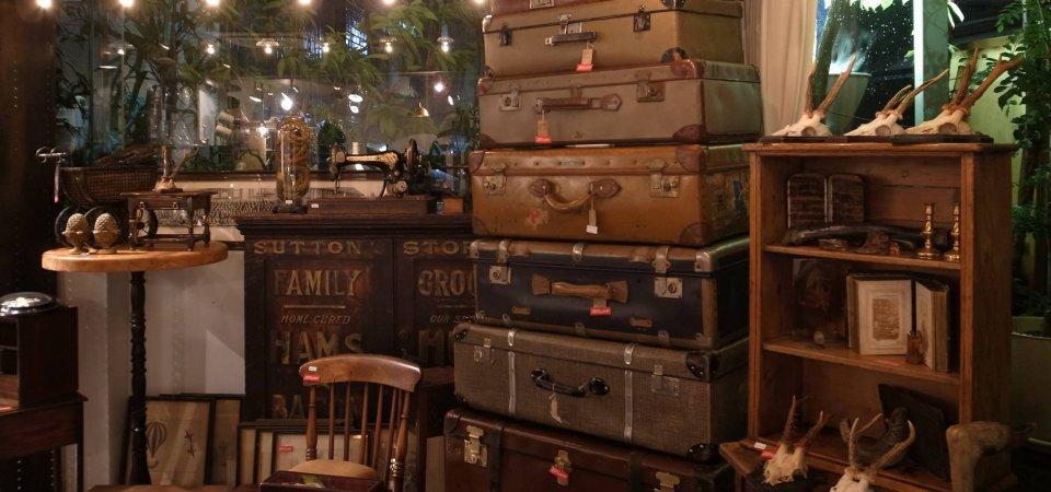 Как приобрести мебель на английских барахолках, не выходя из дома, или «Фейсбук» вам в помощь