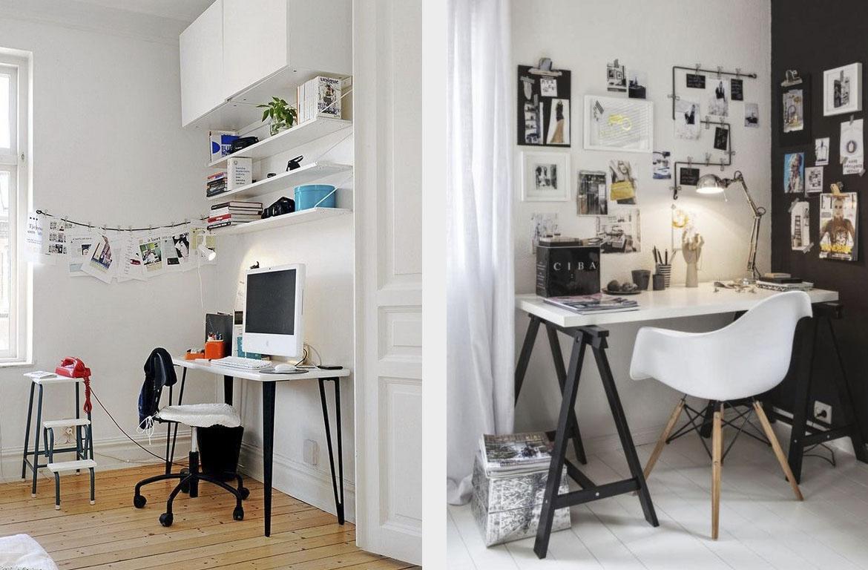 Офис в цветах: черный, серый, белый, бежевый. Офис в .