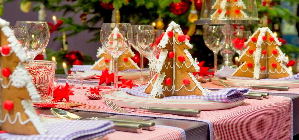 9 секретов сервировки новогоднего стола