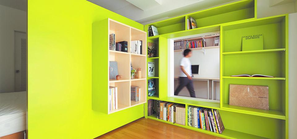 Квартира-трансформер: 6 лучших примеров со всего мира