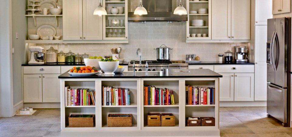 Как за 48 часов обустроить на кухне несколько «норок», куда можно спрятать припасы