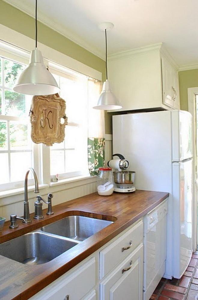 Кухня в цветах: серый, светло-серый, коричневый, бежевый. Кухня в стиле классика.