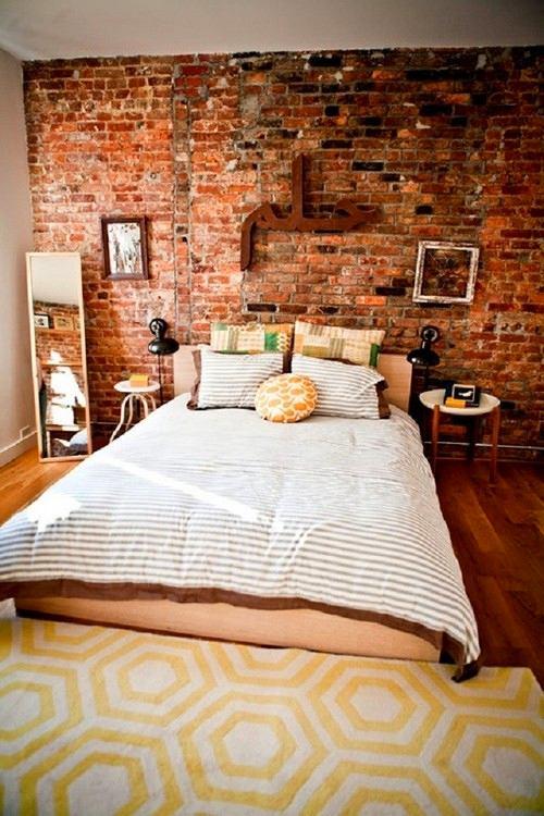 Спальня в цветах: желтый, белый, темно-коричневый, коричневый, бежевый. Спальня в стиле ближневосточные стили.
