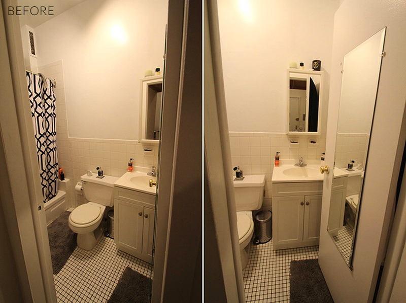 Туалет в цветах: черный, белый. Туалет в .