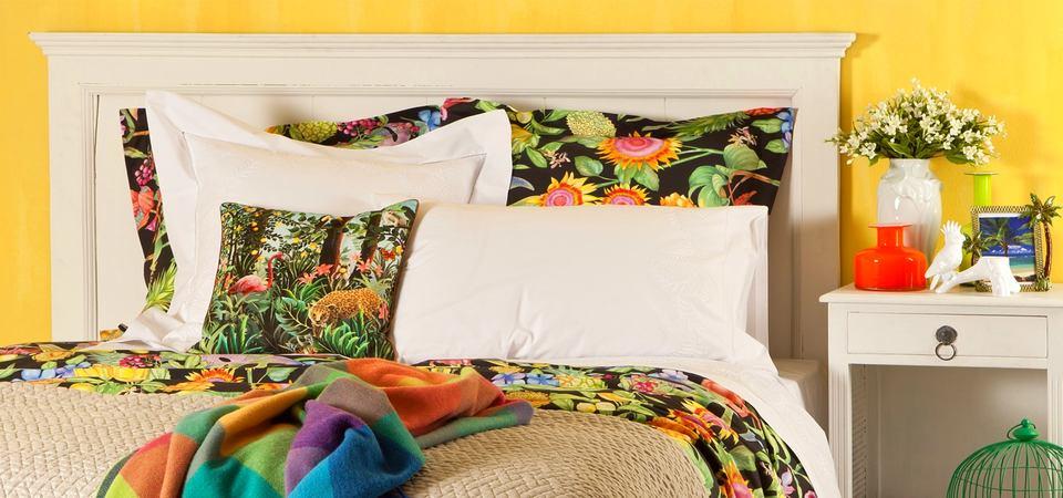 20 спален с весенним настроением