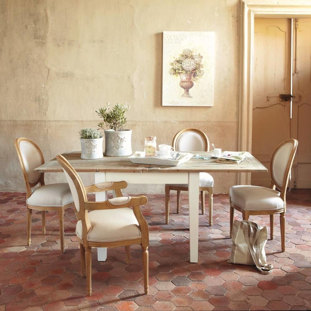 Кухня в цветах: белый, коричневый, бежевый. Кухня в стиле прованс.