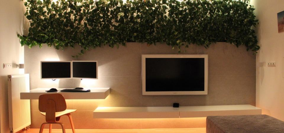 Квартира в стиле экологического минимализма
