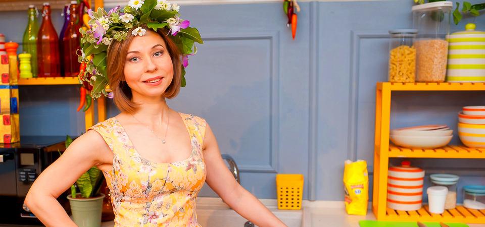 5 правил удобной кухни от телеведущей Елены Усановой