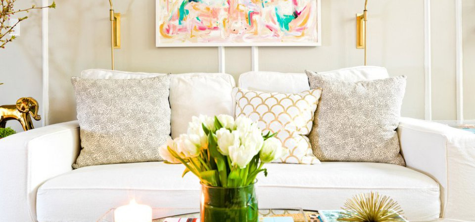 Как зрительно увеличить маленькую гостиную: 8 советов
