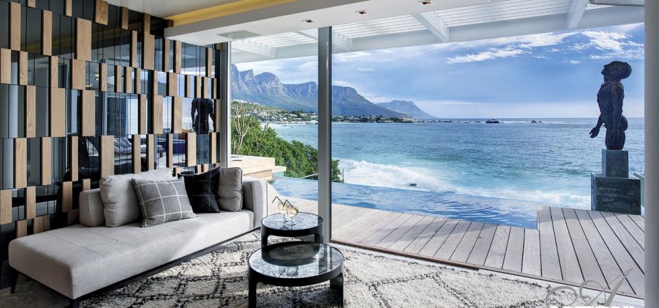 40 самых красивых домов с панорамными окнами и советы по их созданию