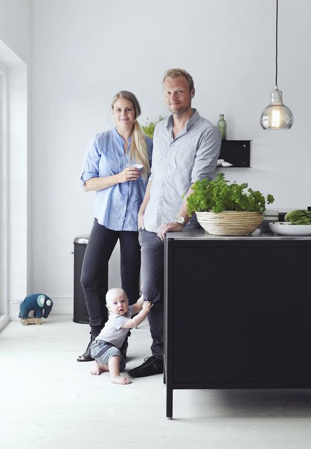 Фото в цветах: голубой, черный, серый, белый. Фото в стиле скандинавский стиль.