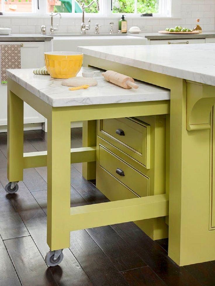Кухня в цветах: светло-серый, темно-зеленый, салатовый, бежевый. Кухня в .