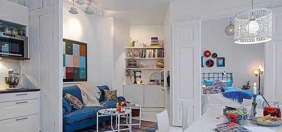 Как выглядит квартира влюблённой романтичной девушки