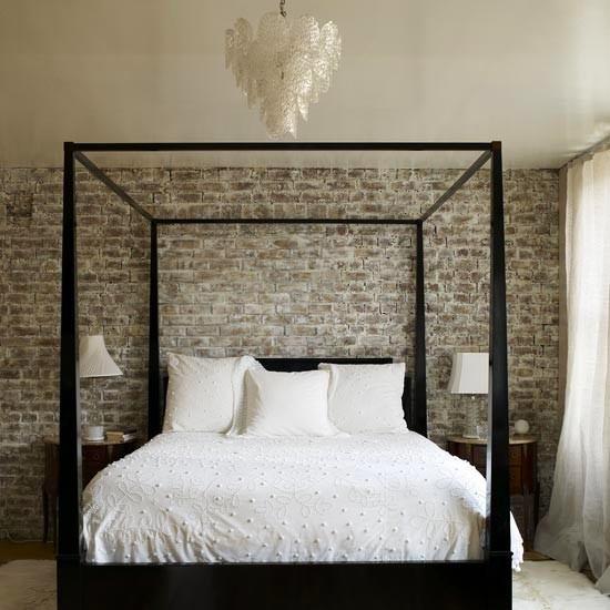 Спальня в цветах: черный, серый, светло-серый, белый. Спальня в стилях: арт-деко, минимализм.