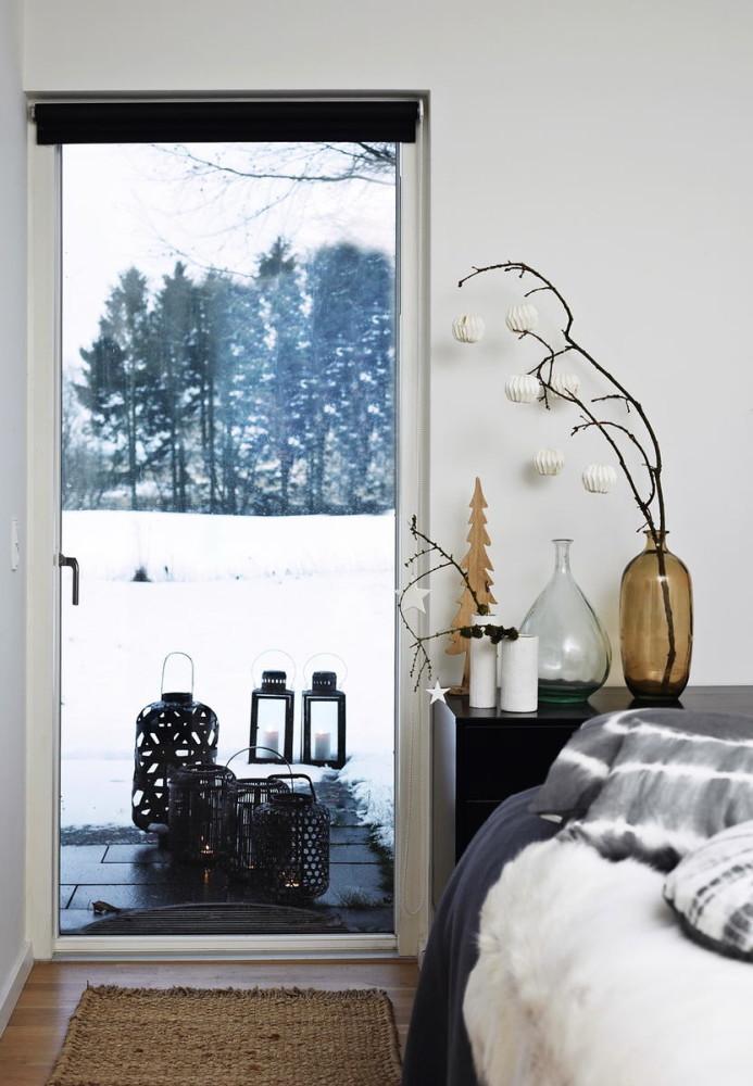 Мебель и предметы интерьера в цветах: черный, белый. Мебель и предметы интерьера в стилях: минимализм.