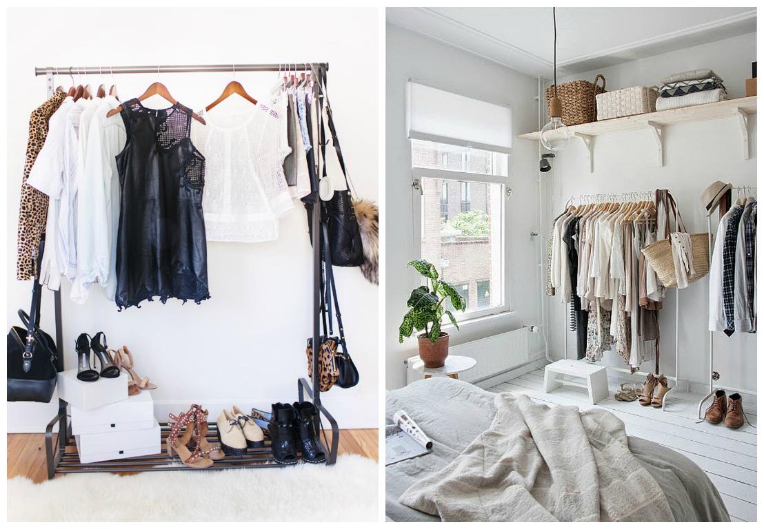 Спальня в цветах: черный, серый, светло-серый, коричневый. Спальня в стилях: минимализм, скандинавский стиль.
