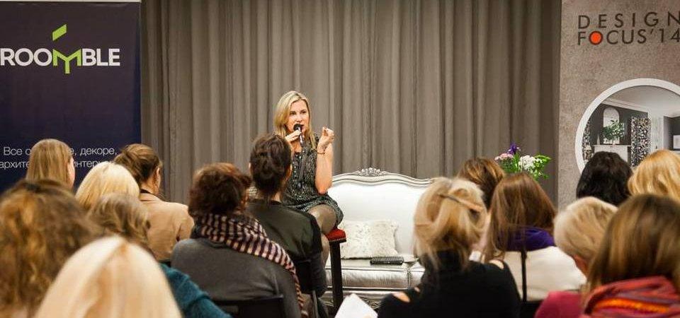 Анна Муравина: «дизайнер должен быть и оратором, и психологом»