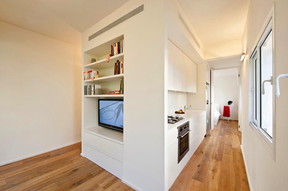 Мебель и предметы интерьера в цветах: желтый, светло-серый, белый, бежевый. Мебель и предметы интерьера в стиле минимализм.