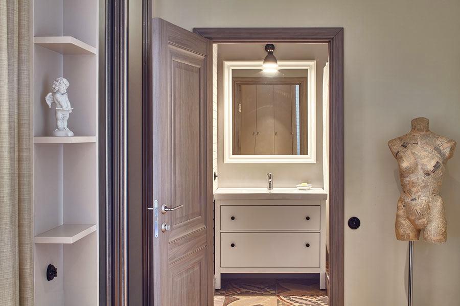 Мебель и предметы интерьера в цветах: серый, коричневый, бежевый. Мебель и предметы интерьера в стилях: скандинавский стиль.