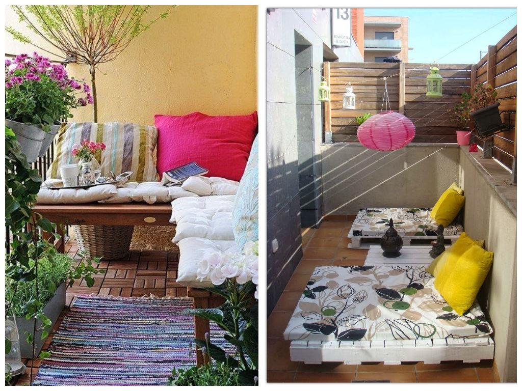 Балкон, веранда, патио в цветах: серый, светло-серый, бежевый. Балкон, веранда, патио в .