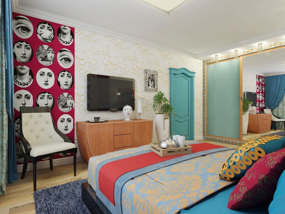 Мебель и предметы интерьера в цветах: серый, светло-серый, сине-зеленый, коричневый. Мебель и предметы интерьера в стилях: арт-деко, ближневосточные стили, эклектика.