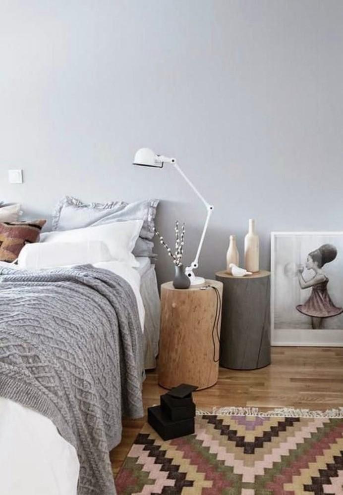Мебель и предметы интерьера в цветах: серый, светло-серый, коричневый, бежевый. Мебель и предметы интерьера в стиле экологический стиль.