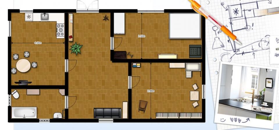 Программа для дизайна квартиры отменная