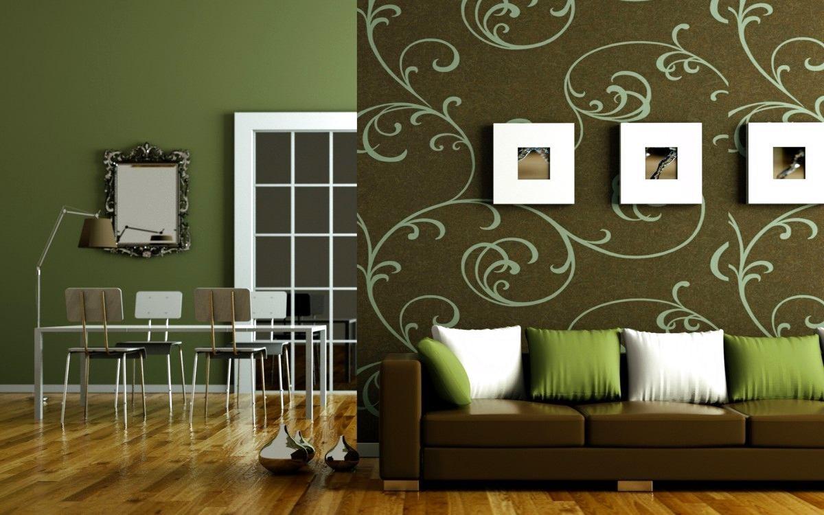 Мебель и предметы интерьера в цветах: черный, серый, белый, темно-зеленый, бежевый. Мебель и предметы интерьера в стилях: минимализм, экологический стиль.