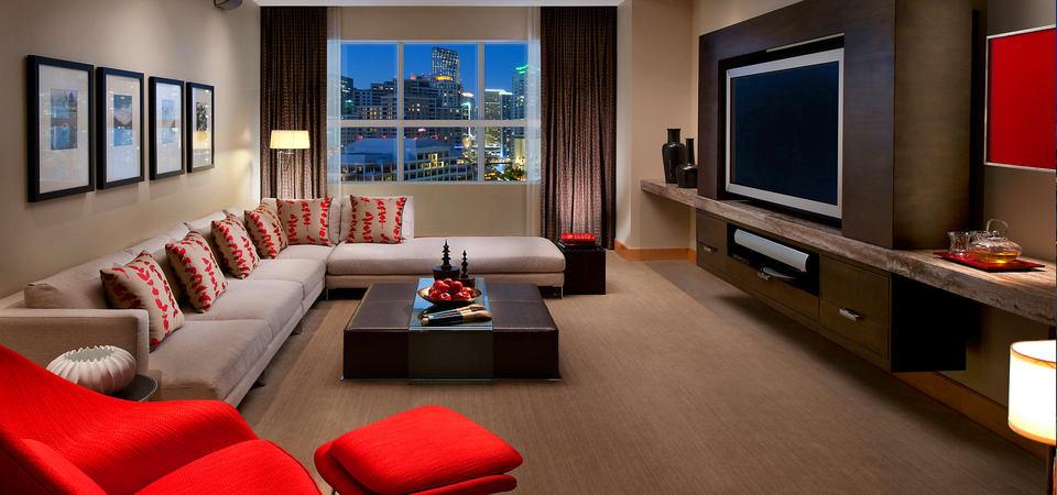 Как сделать гостиную удобнее: 10 советов