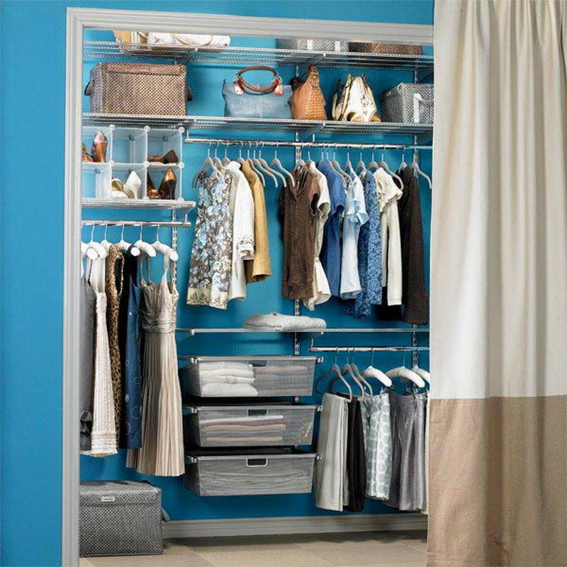 Подсобное помещение в цветах: бирюзовый, серый, светло-серый, белый. Подсобное помещение в .