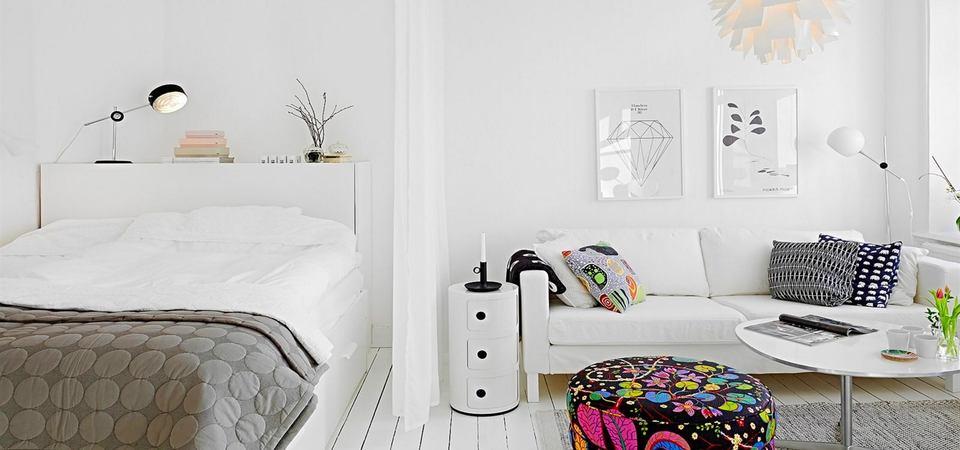 Как сделать маленькую квартиру красивой: 15 способов