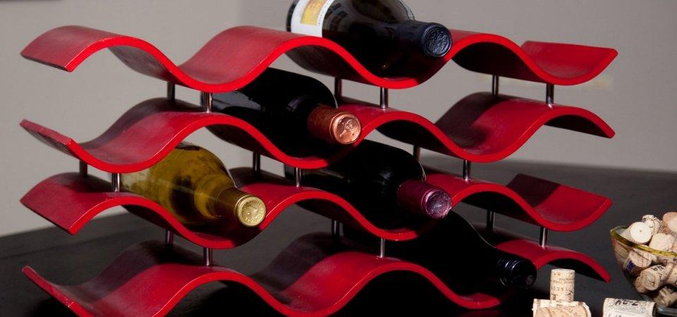 Где хранить вино: 9 интересных идей и 35 примеров