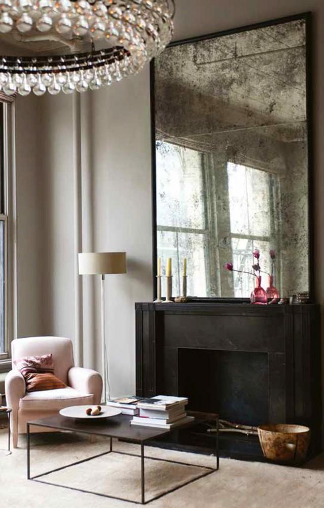 Гостиная, холл в цветах: черный, серый, светло-серый, белый, коричневый. Гостиная, холл в стилях: арт-деко.
