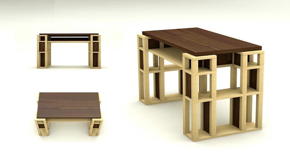 Мебельный конструктор д-тек: как построить свою мебель? - Я .