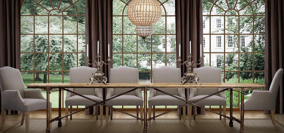 Новая коллекция чёрно-белой мебели