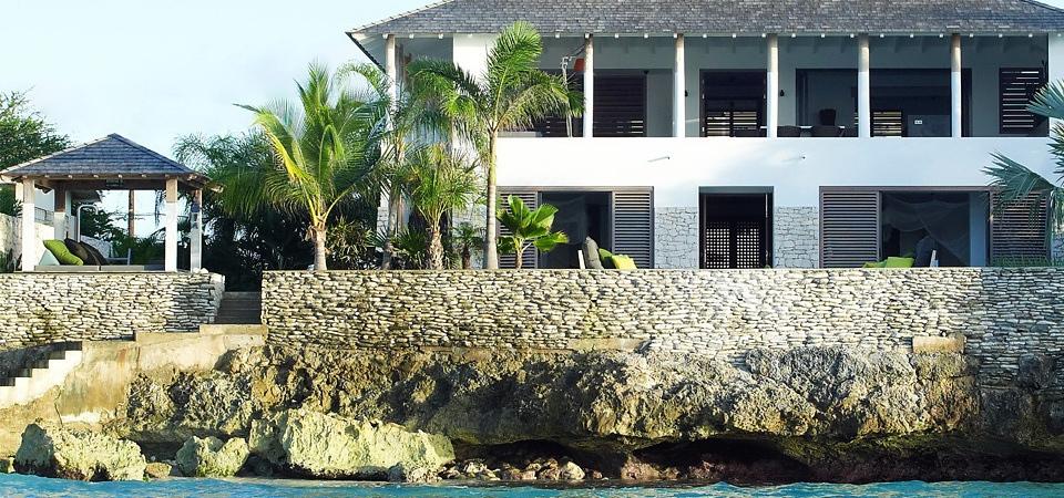 Вилла на Карибах: отпуск в роскоши