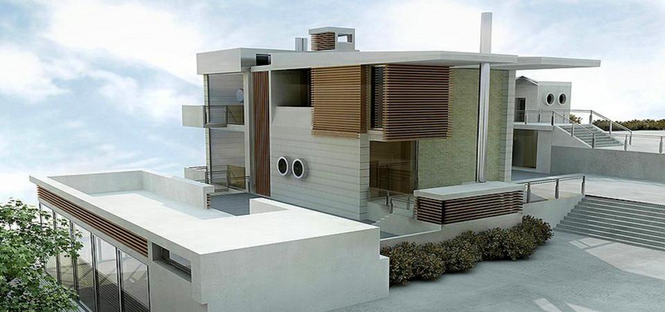 Обзор самых красивых проектов российских домов площадью до 130 метров