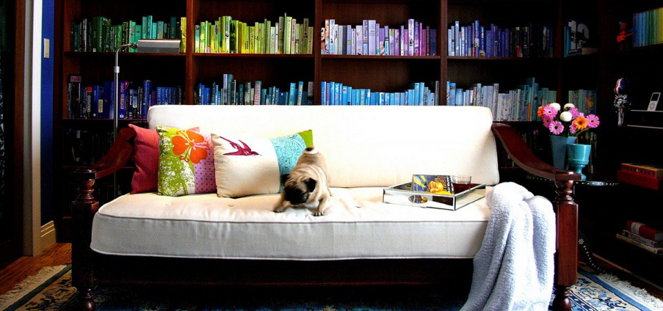 Скажите, как пройти в библиотеку? 9 нетривиальных мест для хранения книг