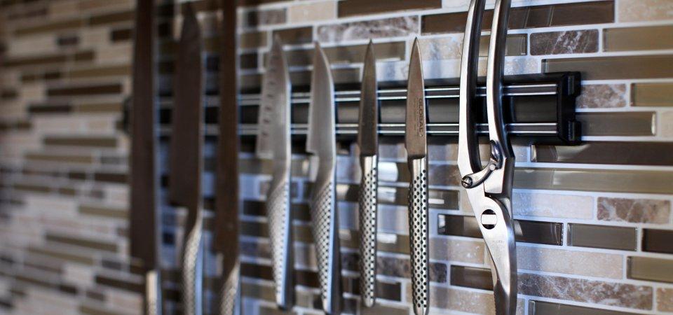 Креативные штучки: альтернативный дизайн стандартного магнитного держателя для ножей. Мастер-класс